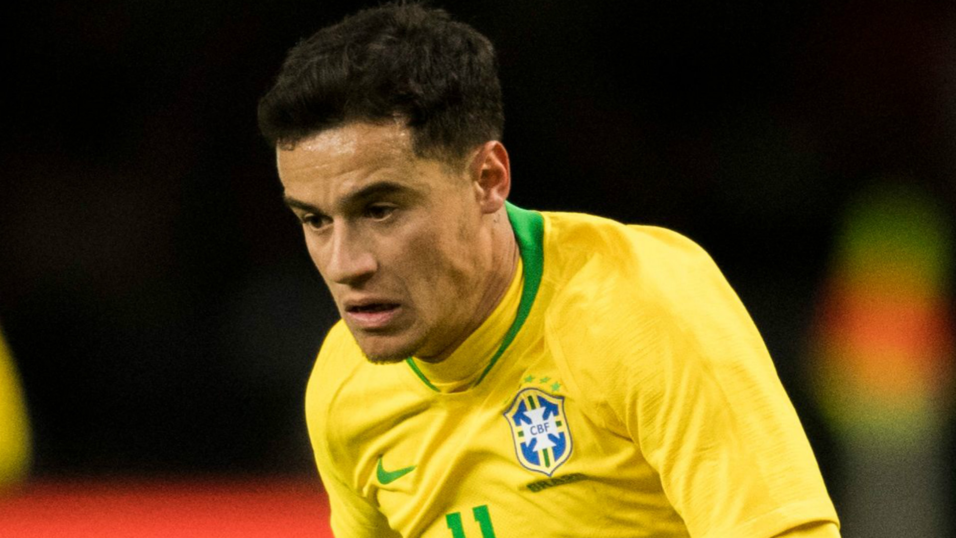 Philippe Coutinho Brazil 2018