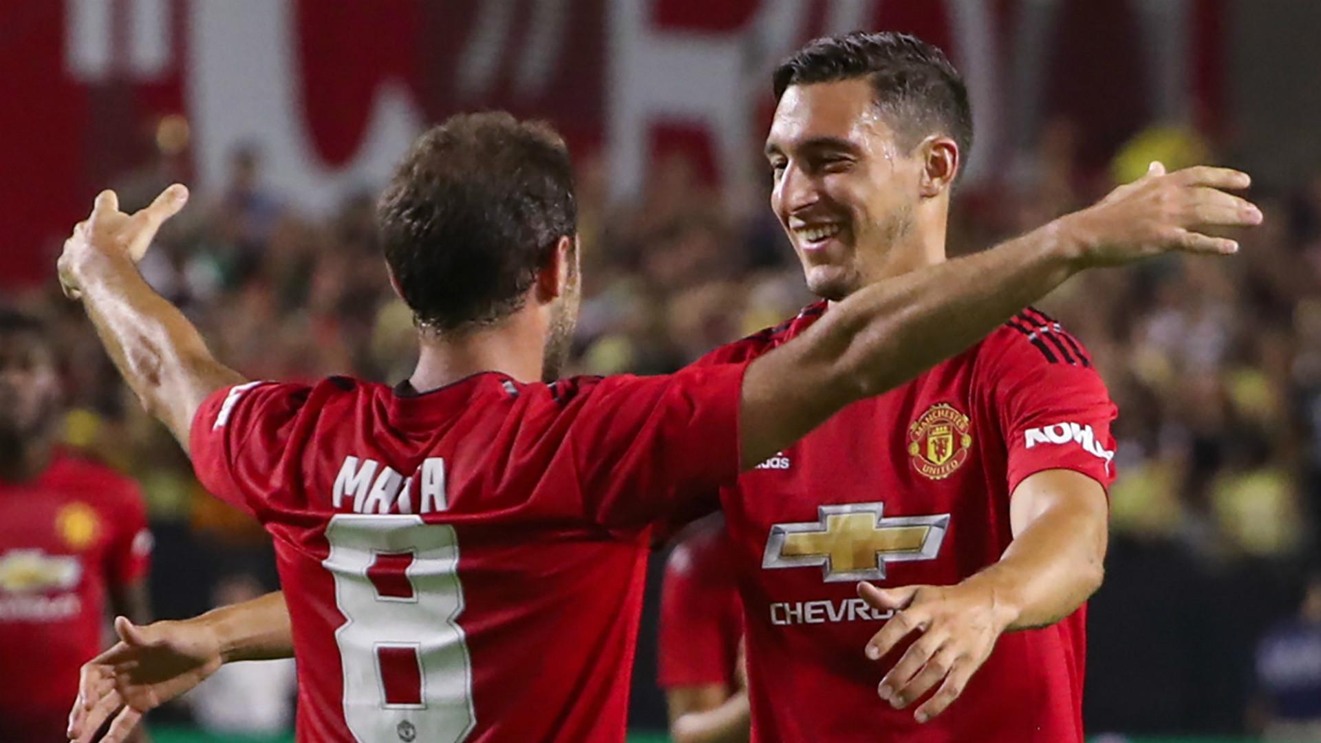 Matteo Darmian Bersikeras Ingin Tinggalkan Manchester United