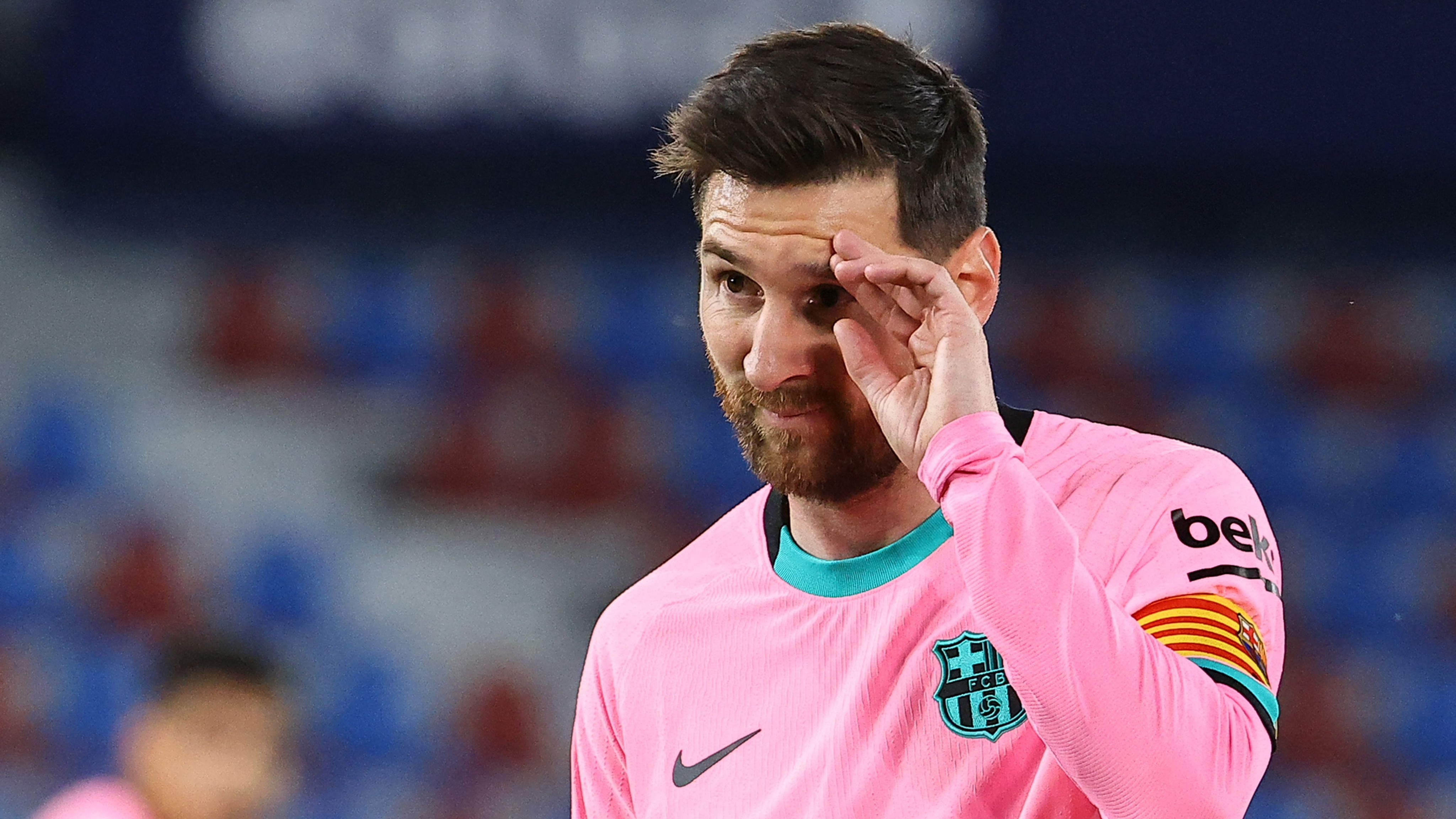 Eto'o would take Real Madrid icon Ramos to Barcelona & remains confident on Messi contract