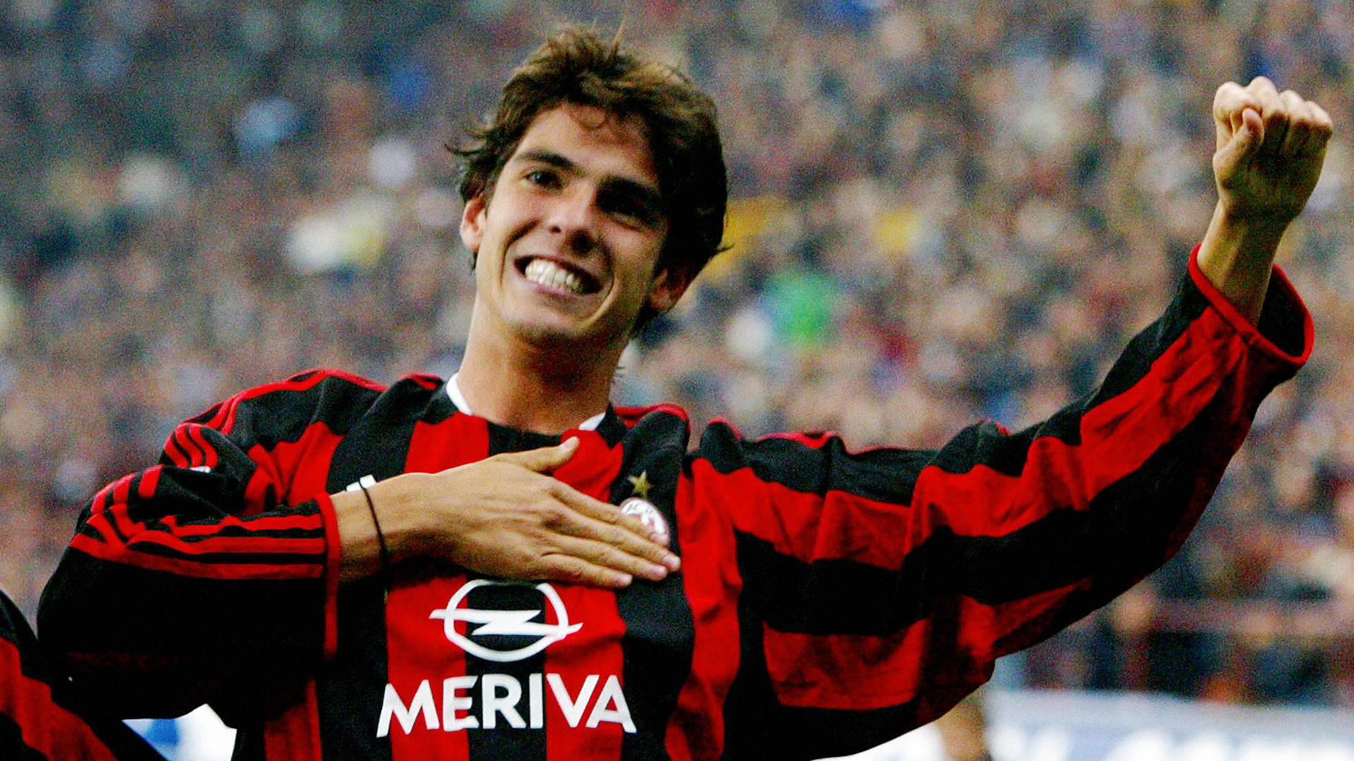 'It still gives me goosebumps' - Kaka remembers 'authentic' relationship with AC Milan fans