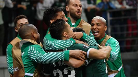 Palmeiras Godoy Cruz Libertadores 30072019