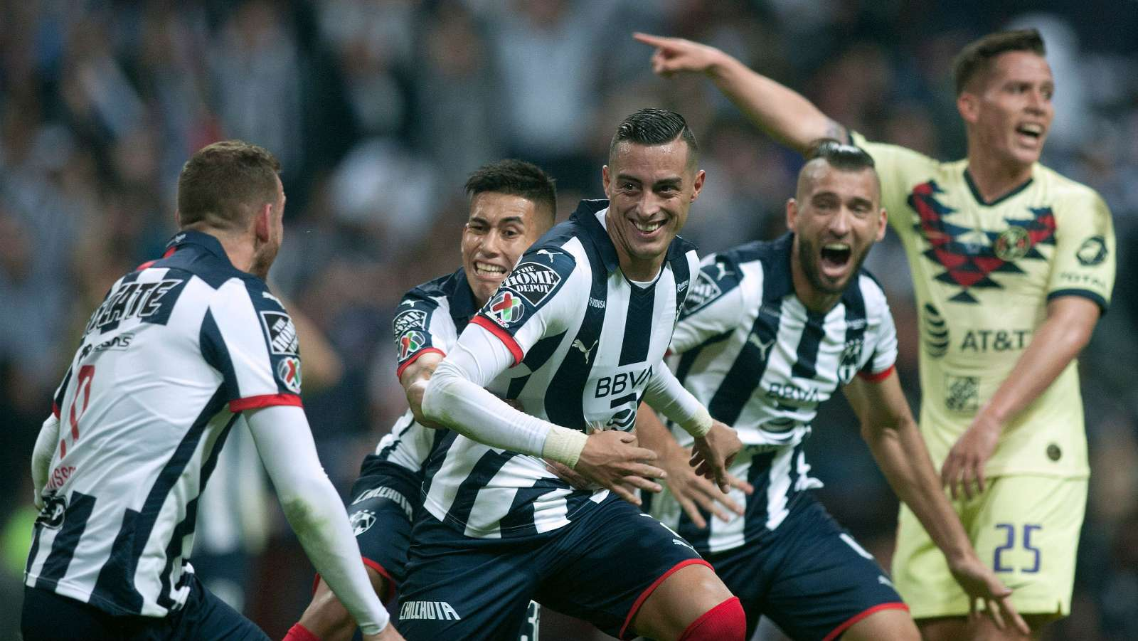 Funes Mori golazo gives Monterrey the edge in Liga MX final