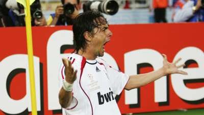Filippo Inzaghi AC Milan Champions League 2006-2007
