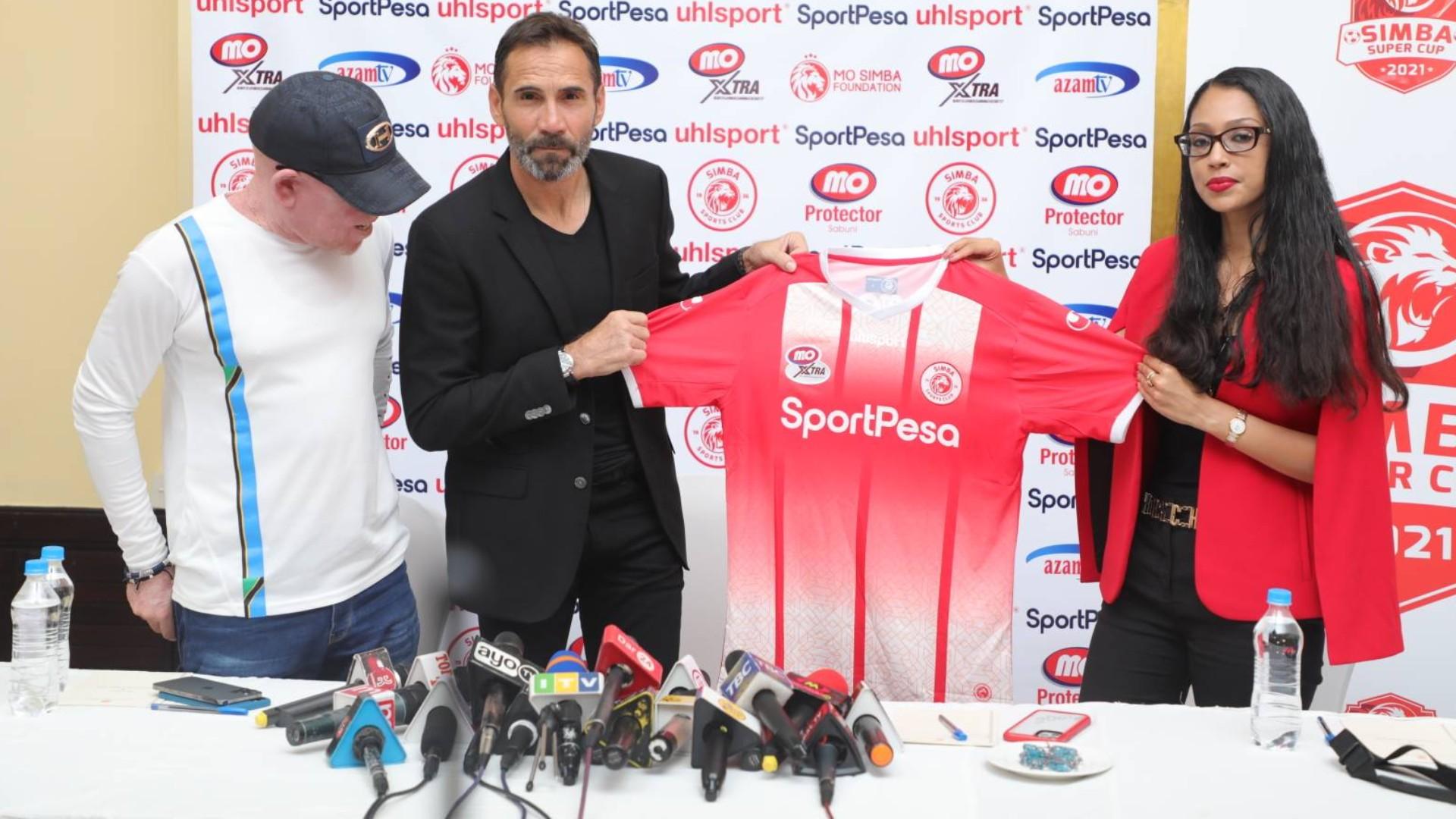 Didier Gomes Da Rosa: Simba SC appoint Frenchman as Vandenbroeck successor