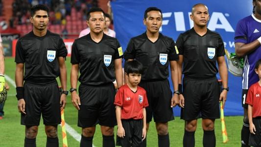 Trọng tài Malaysia chấn thương, không thể cầm còi trận Khánh Hòa - Sài Gòn | Goal.com