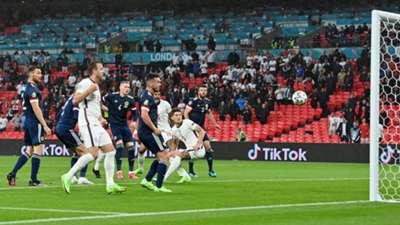 Scotland England EURO 2020 20210618