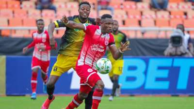 Taddeo Lwanga of Simba SC vs AS vita Club of DR congo.