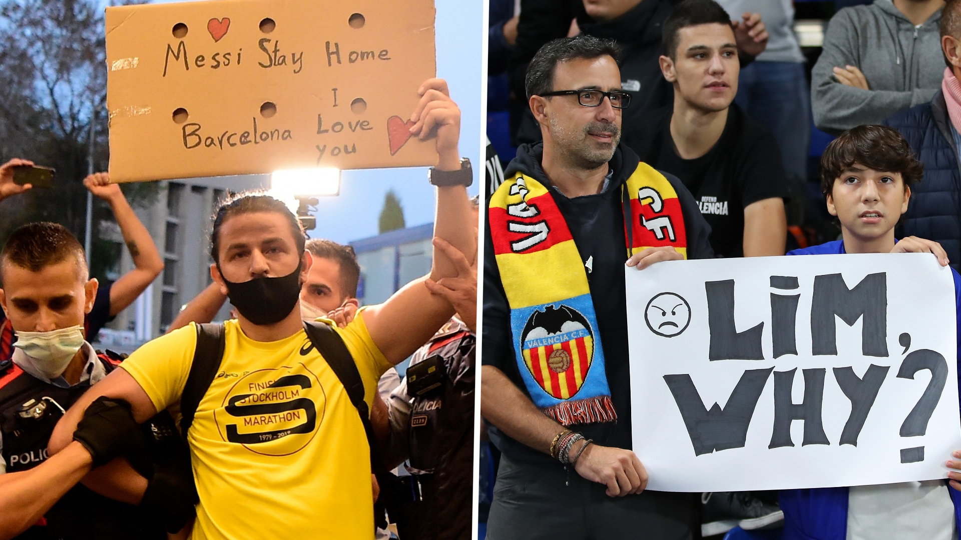 La Liga's worst-run club? Barcelona have serious competition from Valencia
