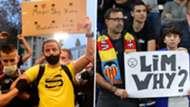Barcelona Valencia protests GFX