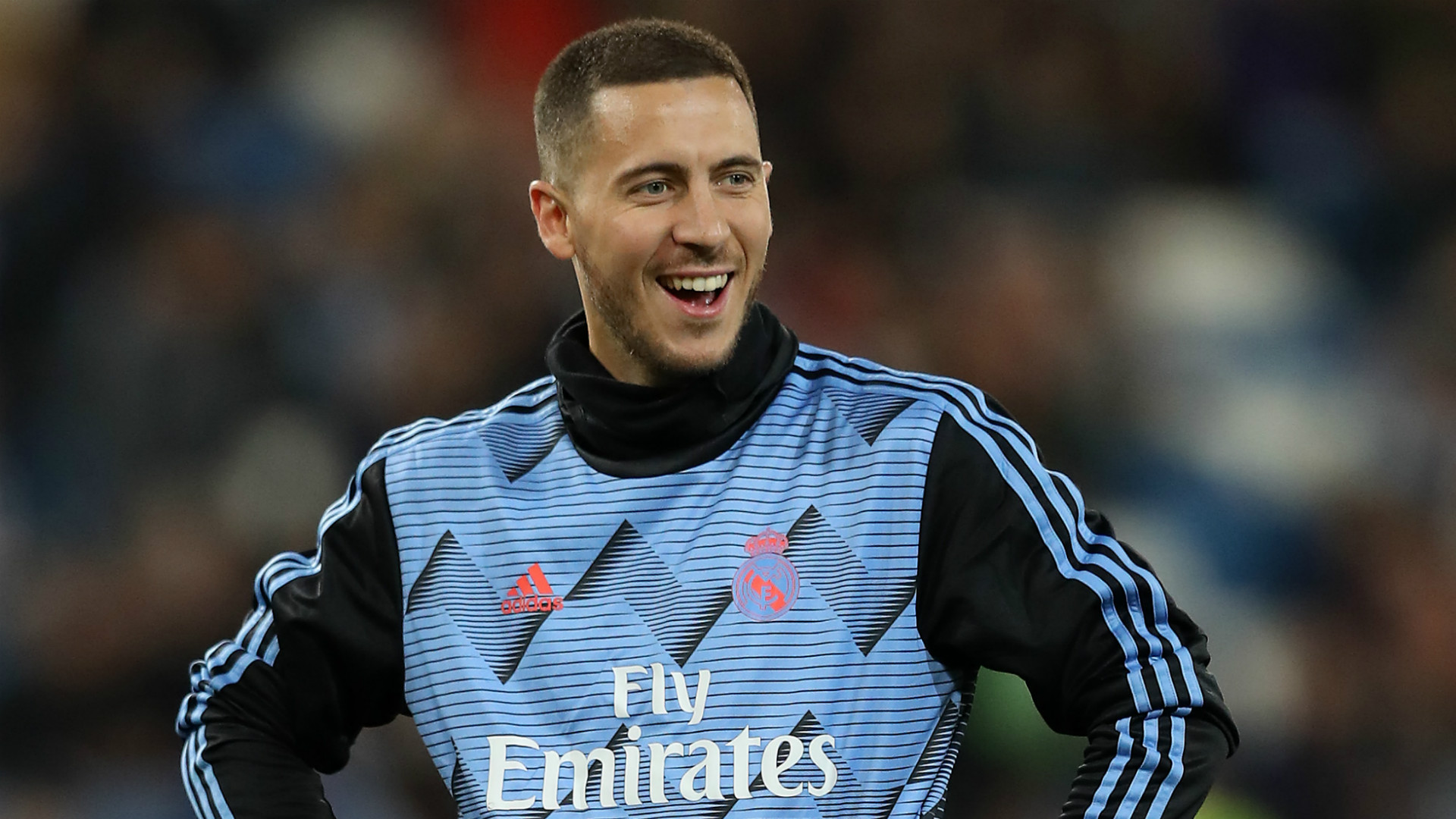 Madrid star Hazard recovering well from ankle surgery, says Belgium coach Martinez