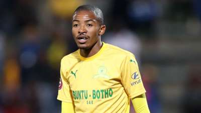 Thapelo Morena of Mamelodi Sundowns, August 2019