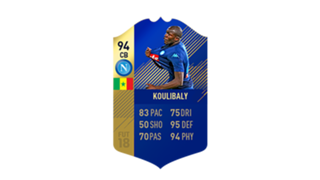 FIFA 18 Ultimate Team of the Season Koulibaly