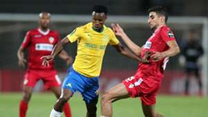 Mamelodi Sundowns v Wydad Casablanca January 2019, Themba Zwane