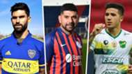 Orsini Ortigoza Enzo Fernandez Liga Profesional 2021