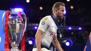 Harry Kane, Tottenham, Champions League final