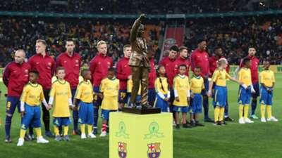 Barcelona line-up for Sundowns match - May 16 2018