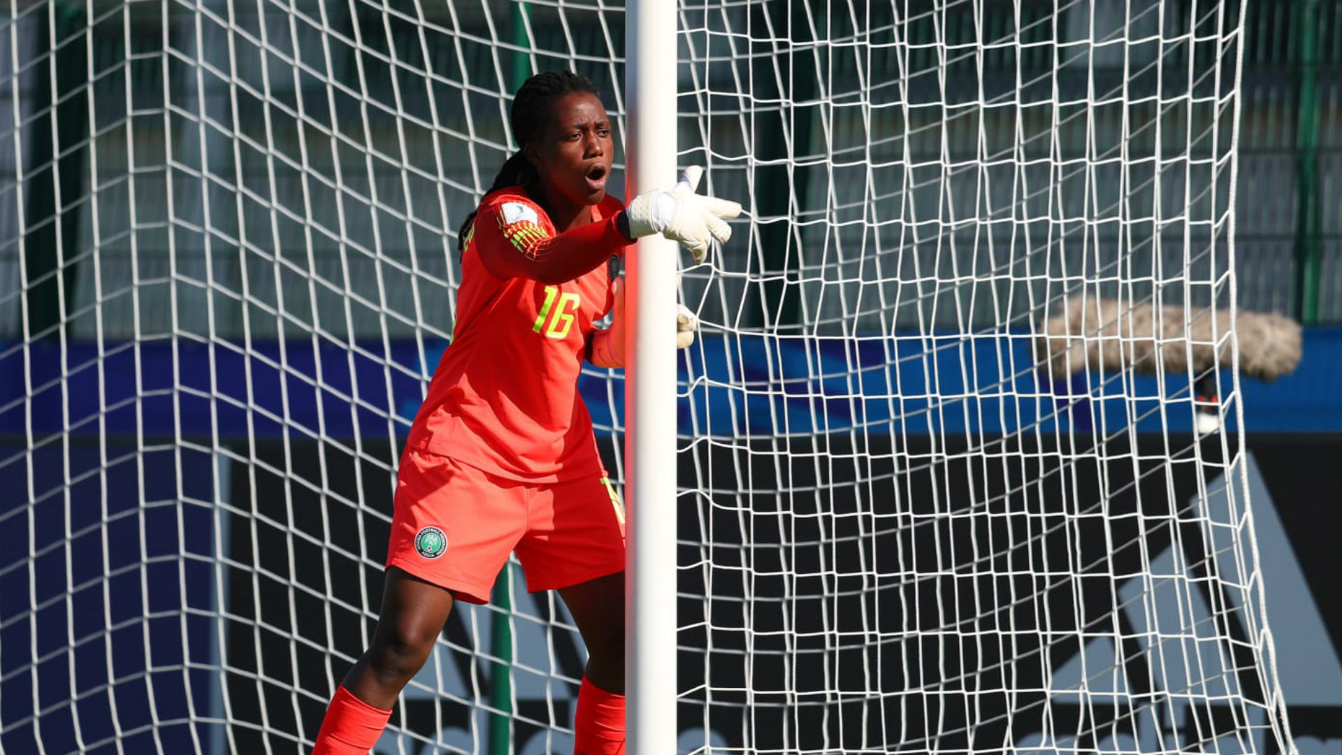 'I never started as goalkeeper' - Women's World Cup record holder Nnadozie