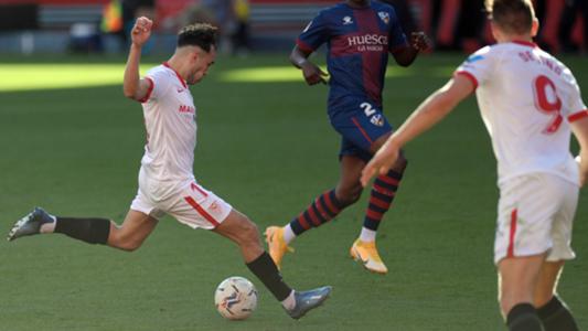 Sevilla vs. Huesca en directo: resultado, alineaciones, polémicas, reacciones y ruedas de prensa del partido de LaLiga | Goal.com