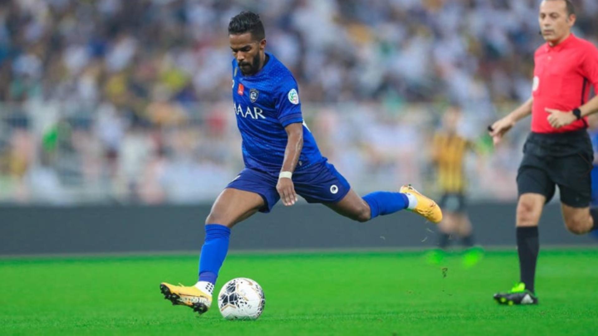فيديو خطأ إداري يحرم نواف العابد من تحقيق رقم تاريخي في كرة القدم Goal Com