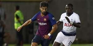 Andre Gomes Barcelona Tottenham ICC