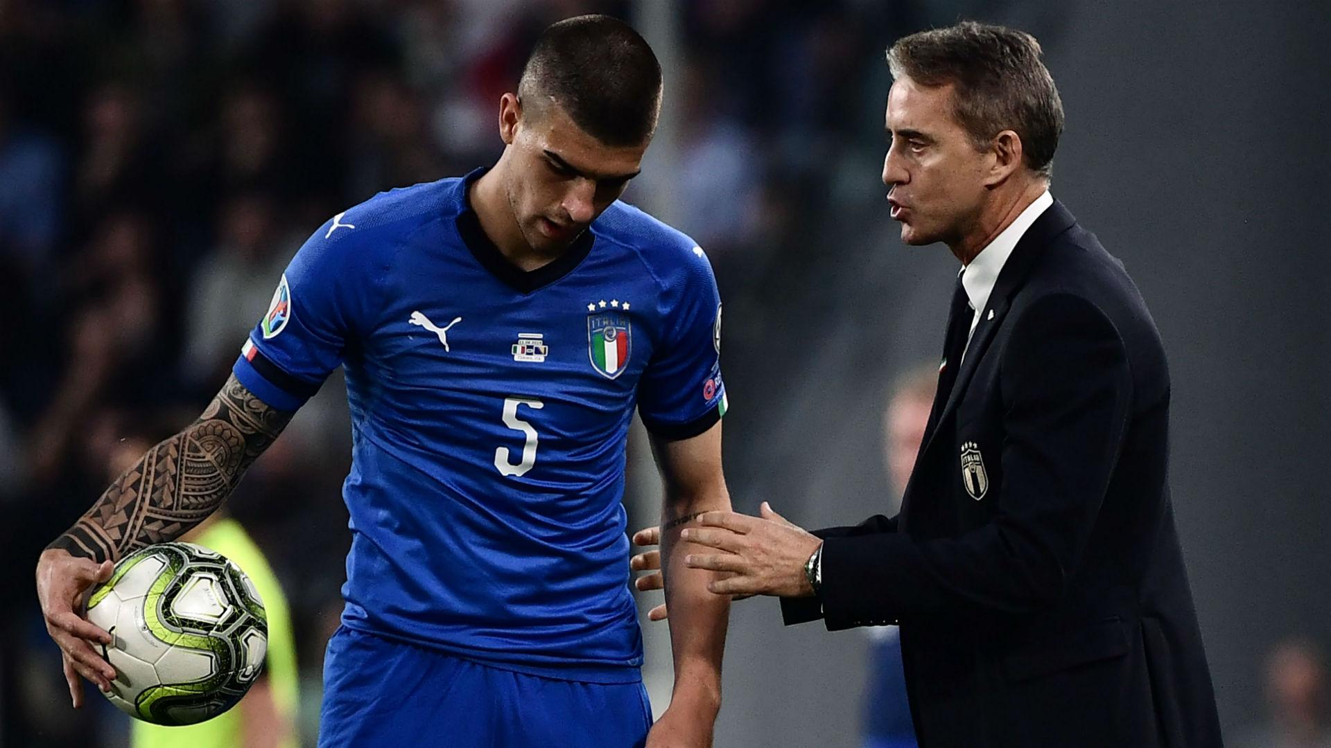 Italien Vs Griechenland Em Quali Heute Live Im Tv Und Im