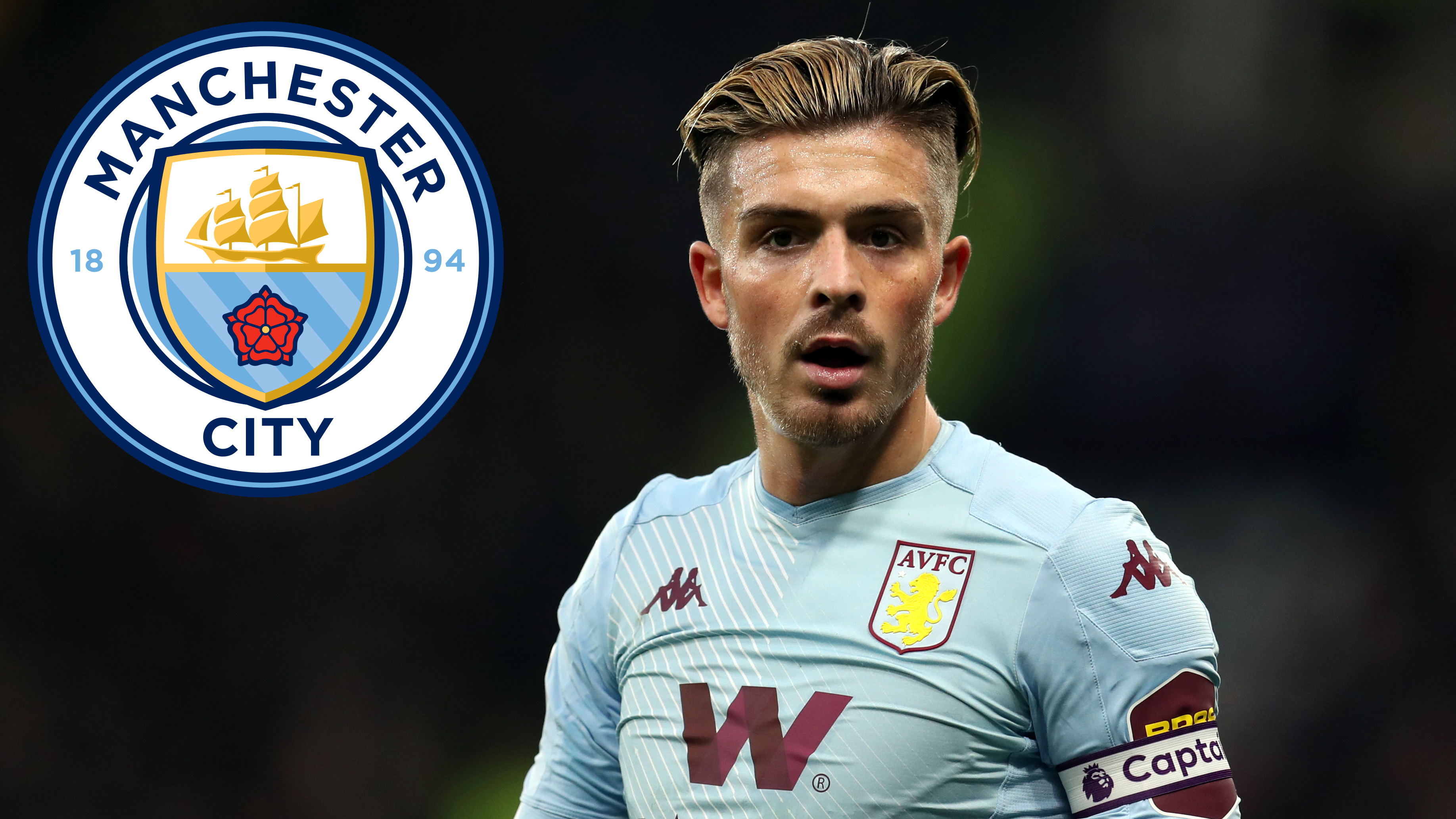 Grealish and Manchester City link