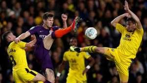John Stones, Oxford vs Man City