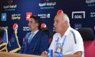 Al Faisaly Amman coach - Arab ChampionShip 2017 - Goal.com