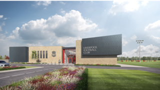 Liverpool new training centre