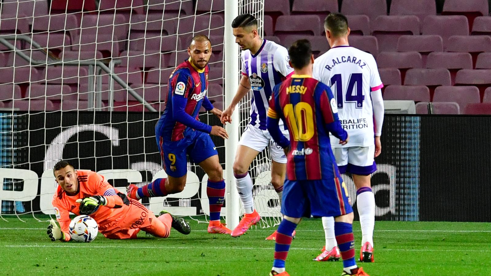 Barcelona vs. Valladolid en directo: resultado, alineaciones, polémicas,  reacciones y ruedas de prensa del partido de LaLiga | Goal.com