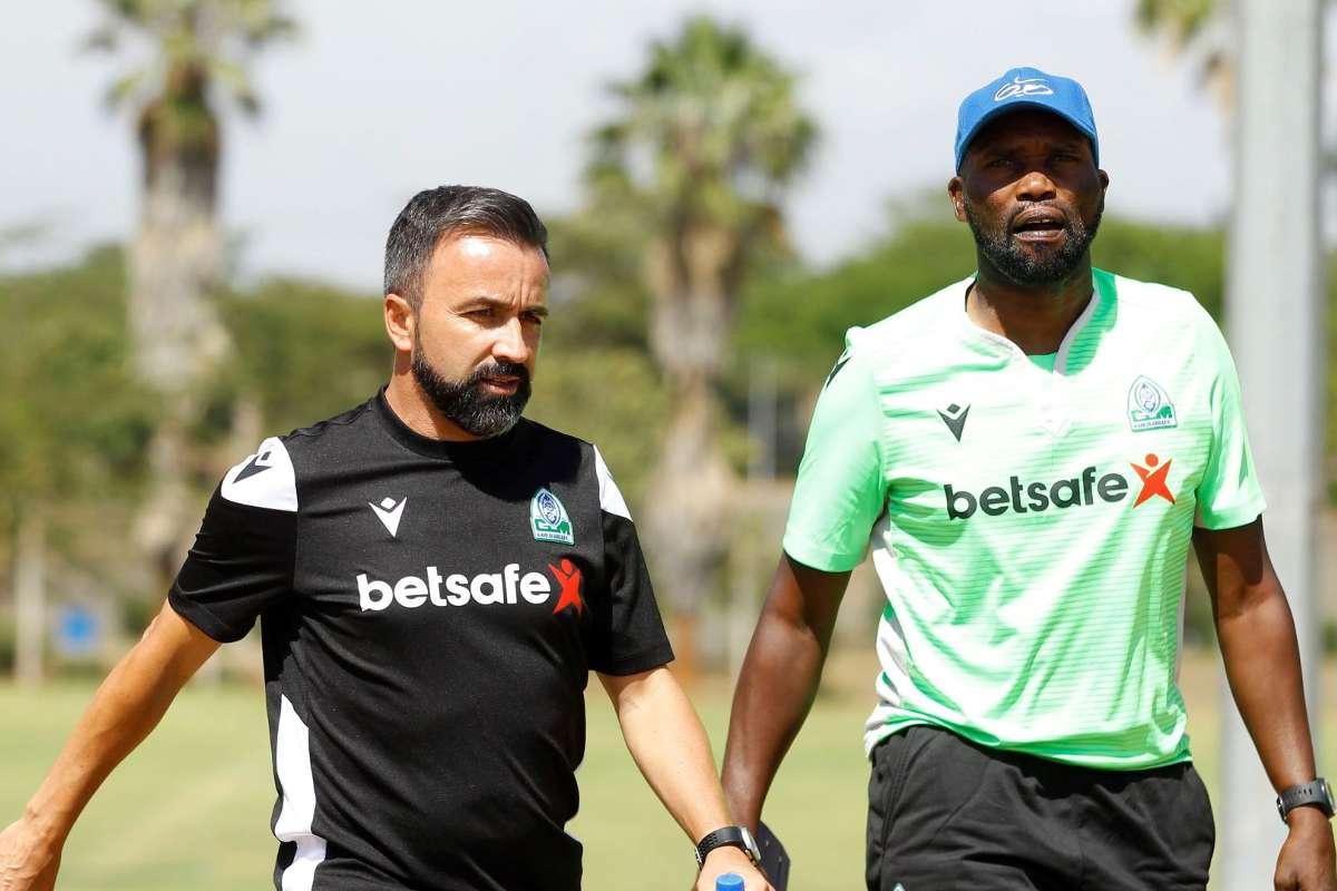 Gor Mahia's Vaz Pinto leaves for Portugal, Omollo to take charge | Goal.com
