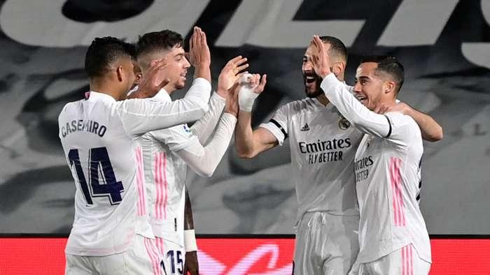 Real Madrid vs Barcelona: Menang Tipis 2-1, Los Blancos Puncaki Klasemen