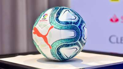 LaLiga 2019-20 ball