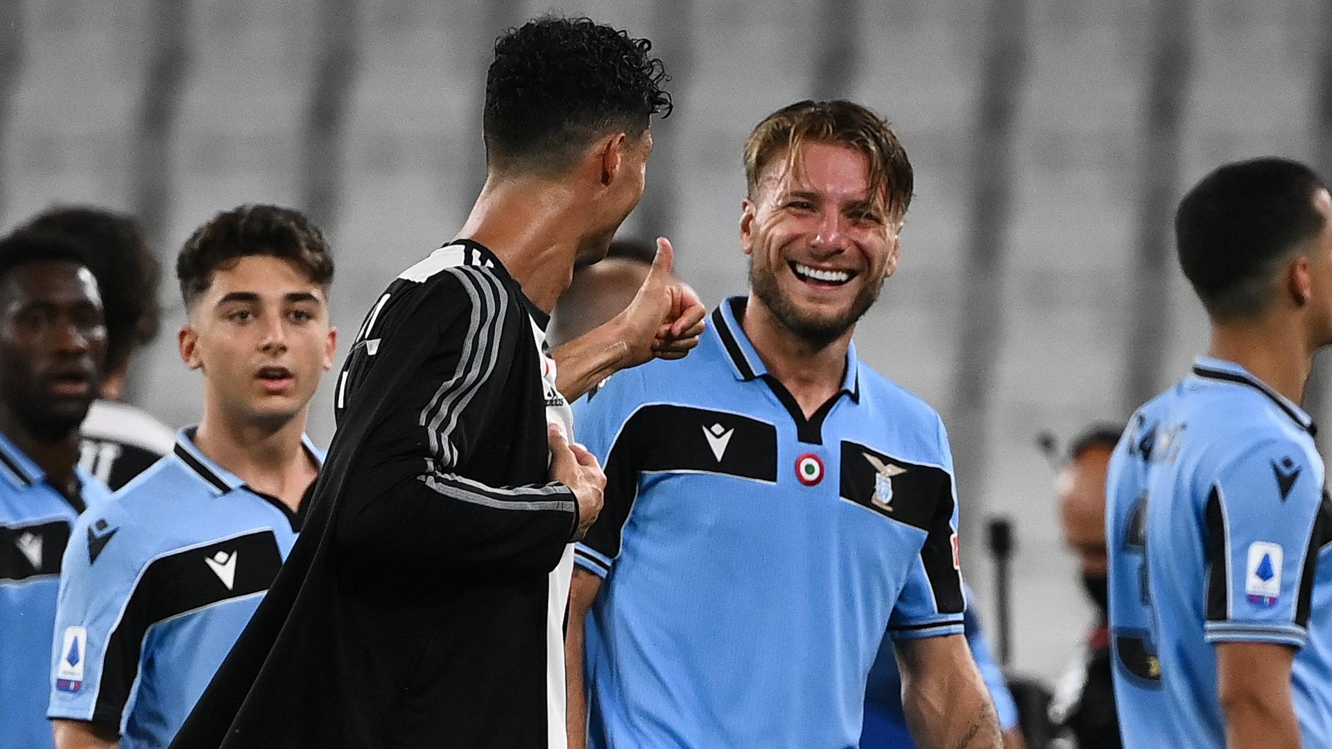 ترتيب هدافي الدوري الإيطالي إيموبيلي يهرب بالصدارة من رونالدو