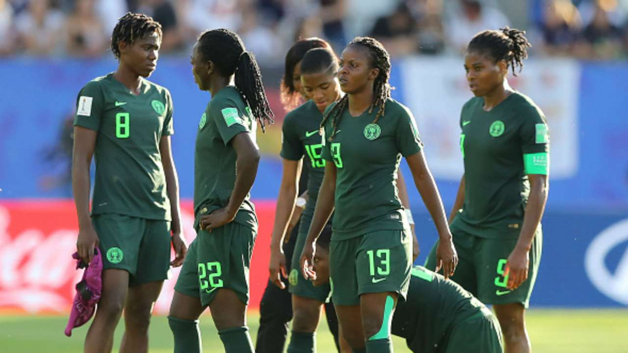 Nigeria - Super Falcons