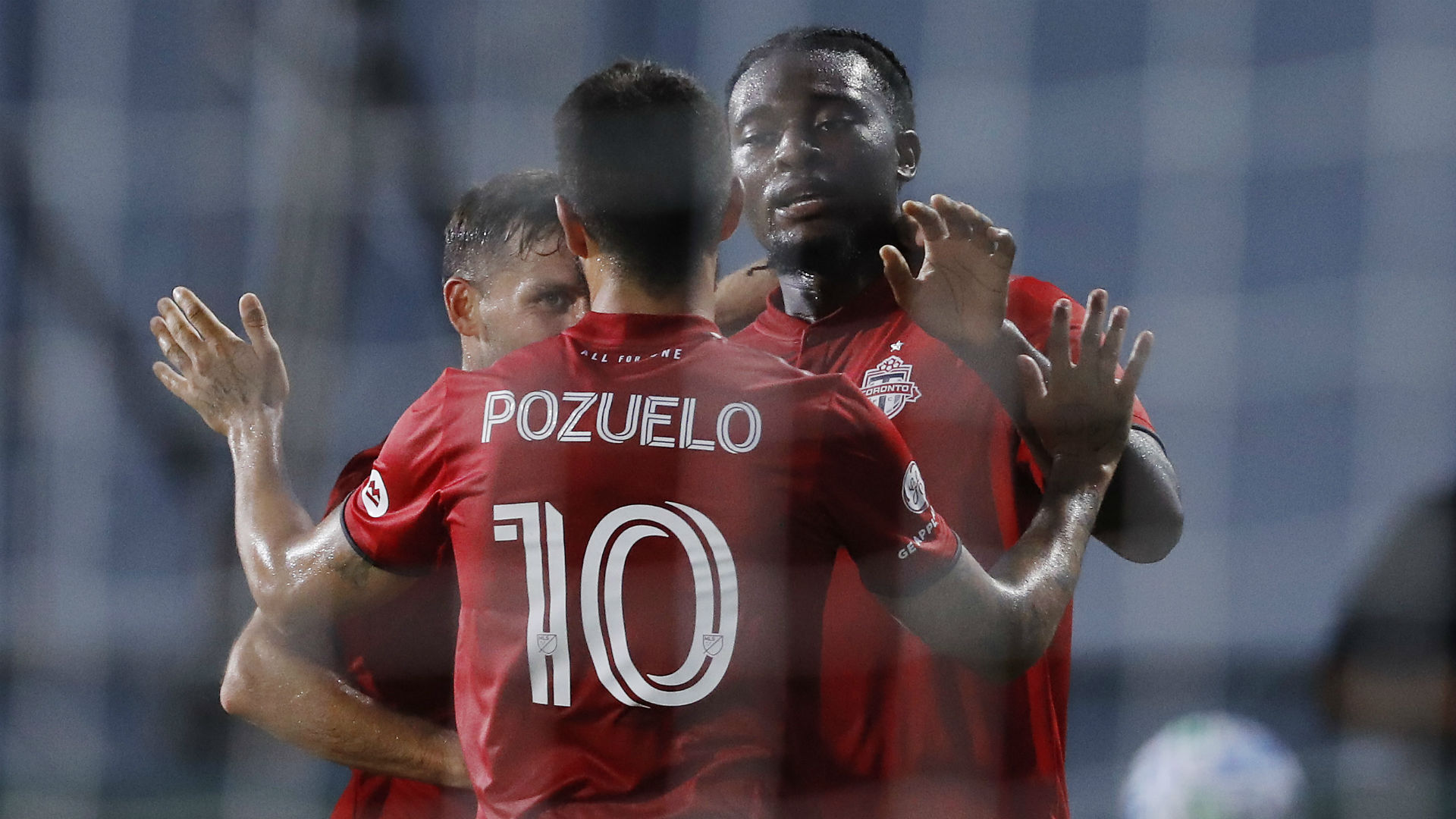 Akinola's hat-trick powers Toronto FC past Taider's Montreal Impact