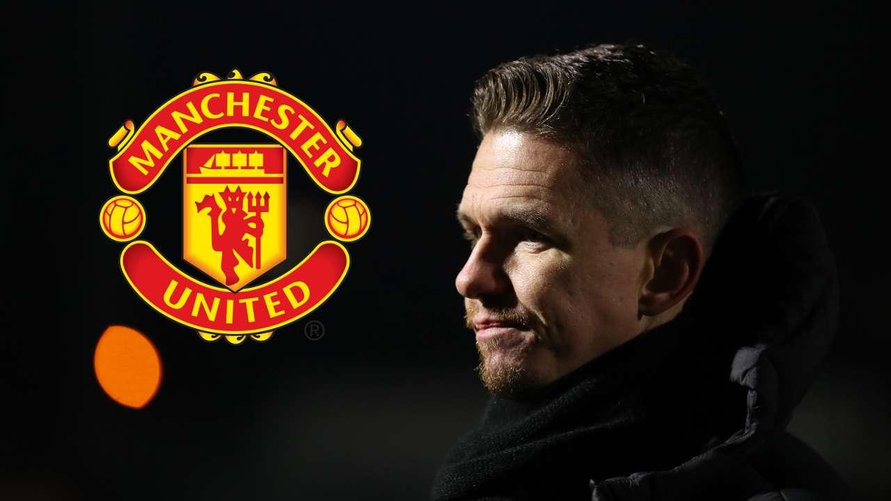 Marc Skinner Manchester United composite