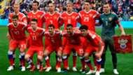 Russia World Cup Squad