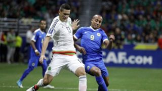 HD Cesar Montes Mexico Gold Cup