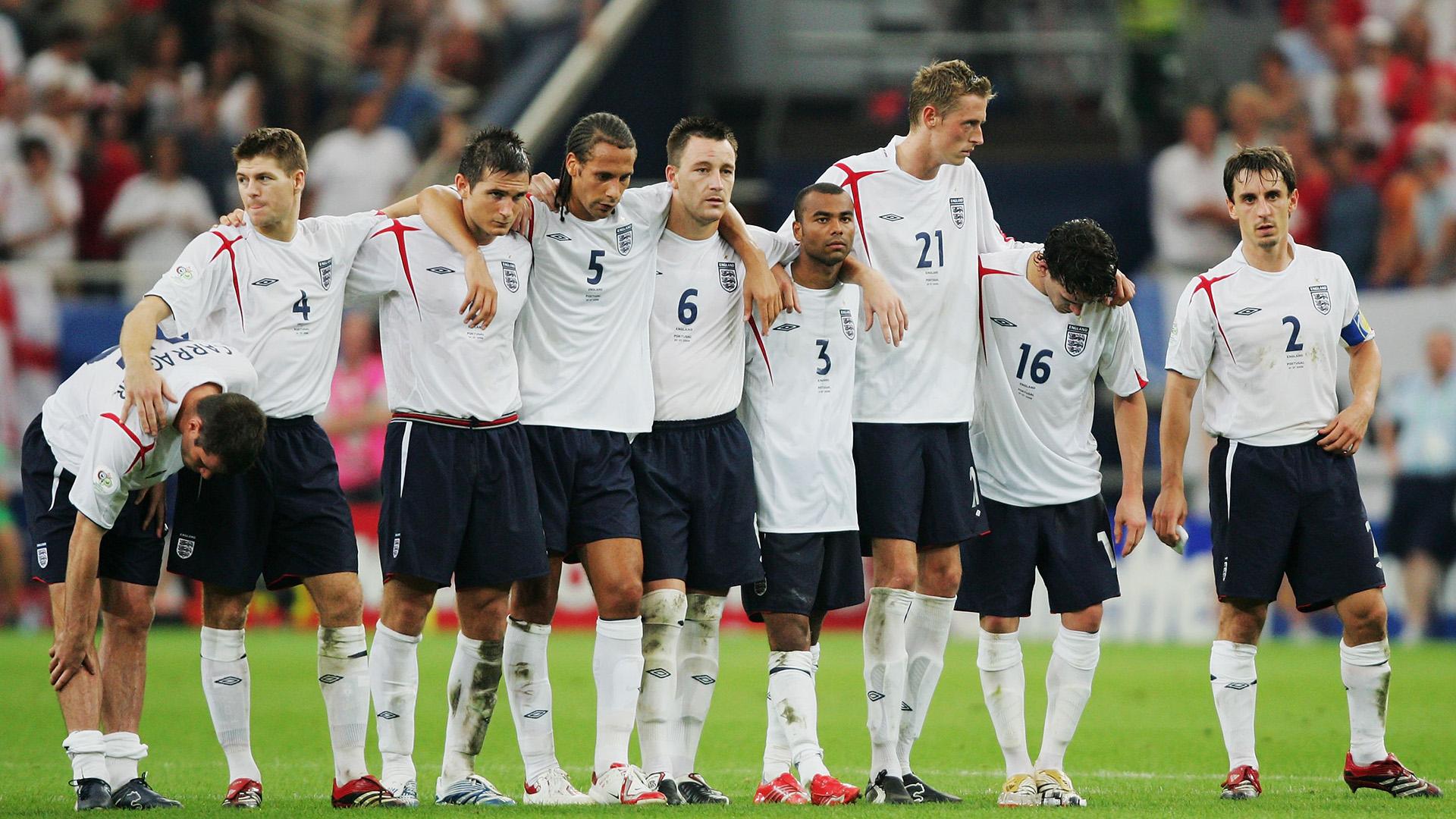 England 2006 World Cup