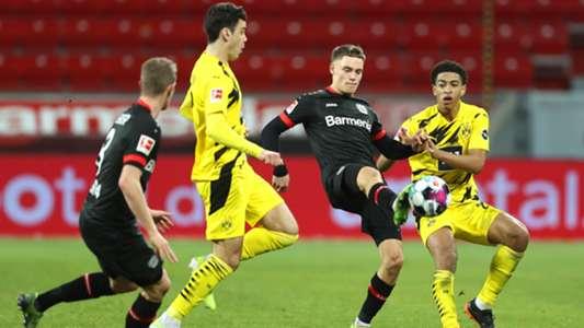 (Bundesliga) Dortmund ôm hận bởi sao 17 tuổi của Leverkusen