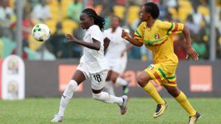 AWCON: Ghana v Mali