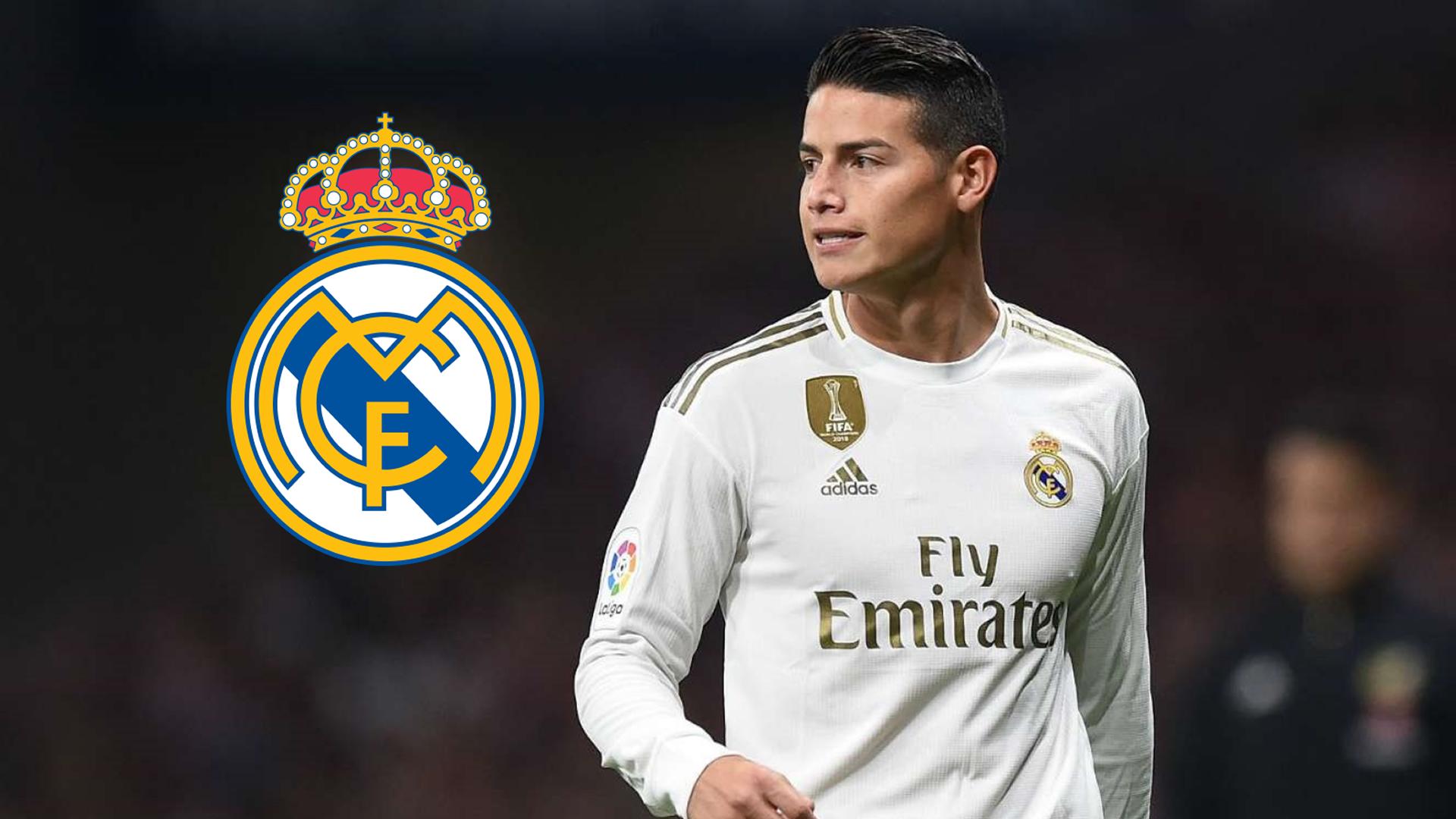 """James Rodriguez : """"Le Real Madrid m'a empêché de rejoindre une équipe espagnole et j'ai eu une offre de l'Italie"""""""