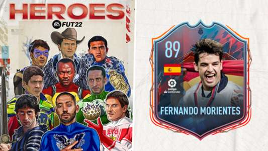 FIFA 22: Who're the FUT Heroes & how do they work?