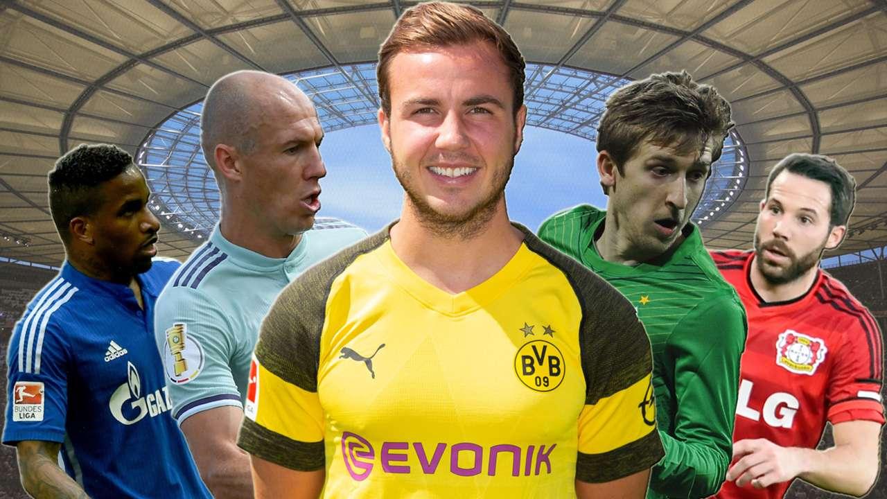 Bundesliga Die Spieler Mit Den Meisten Vorlagen Seit 2008 Goal Com