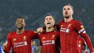 Liverpool Henderson Milner Wijlandum