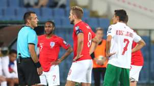 Harry Kane reports racism to referee during Bulgaria vs England match