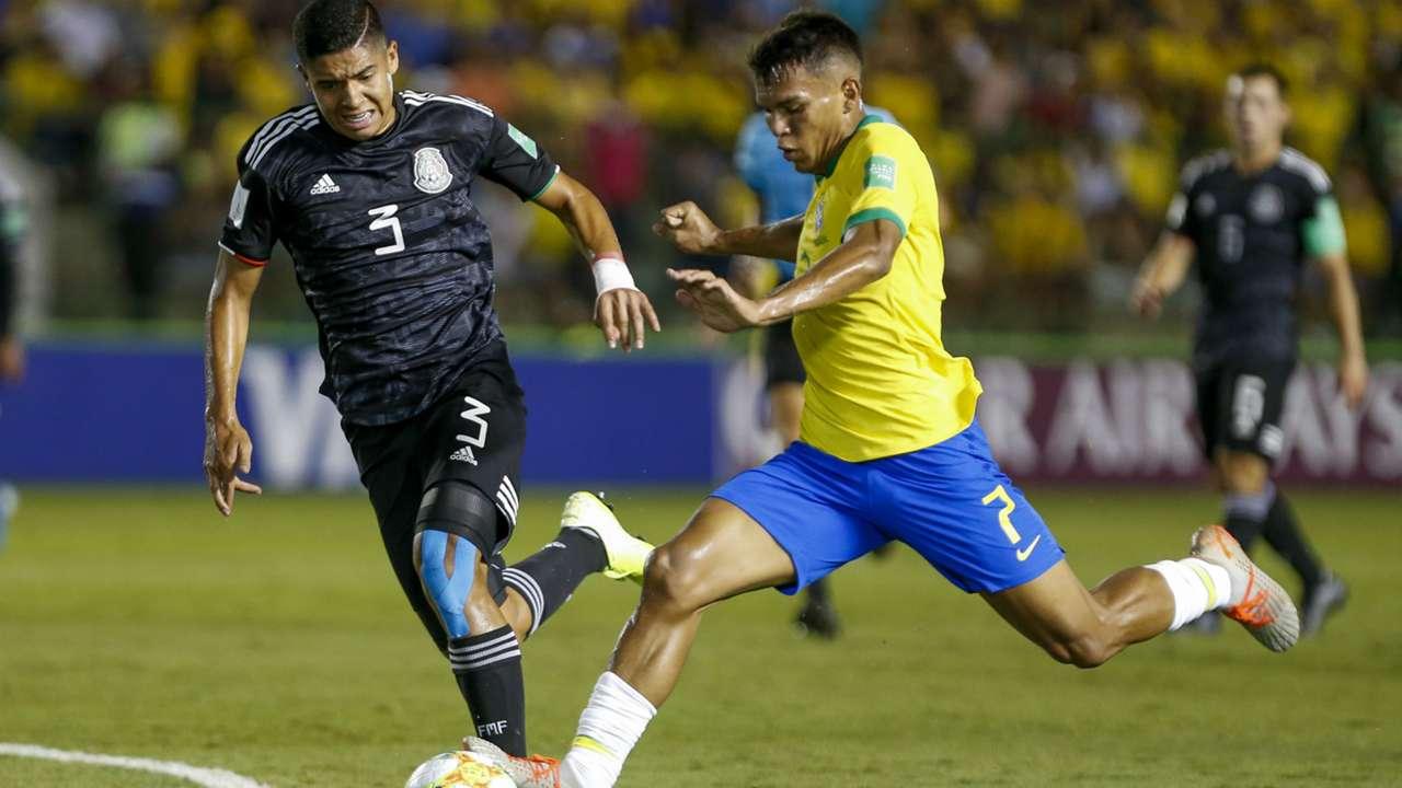 Gabriel Veron Brazil 2019