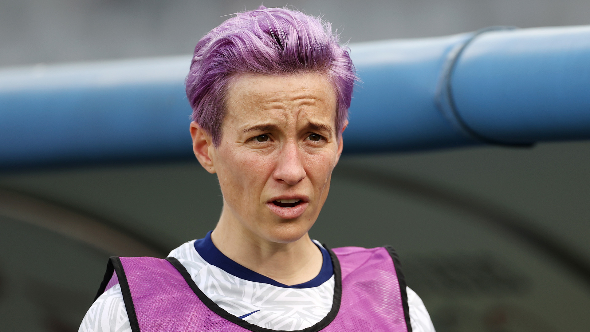'We got our asses kicked, didn't we?' - Rapinoe reacts to USWNT Olympics defeat to Sweden