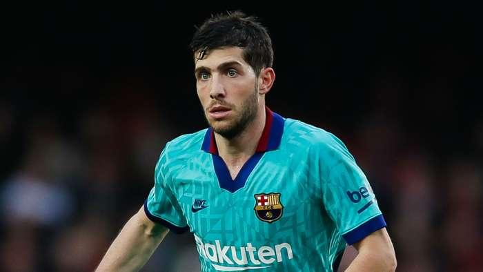 Sergi Roberton Barcelona 2019-20